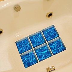 baratos -Moda Wall Stickers Autocolantes de Aviões para Parede Autocolantes de Banheiro,Vinil Material Removível Decoração para casa Decalque