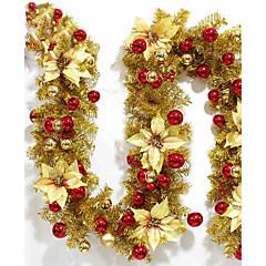 abordables Decoración del Hogar-Decoraciones de vacaciones Decoraciones Navideñas Adornos Vacaciones 1 juego