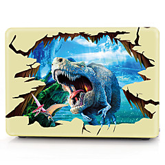 3D Dinosaur wzór komputer MacBook przypadku MacBook air11 / 13 pro13 / 15 Pro z retina13 / 15 macbook12