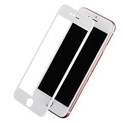 Недорогие Защитные пленки для iPhone 7-Защитная плёнка для экрана Apple для iPhone 7 Закаленное стекло 1 ед. Защитная пленка на всё устройство Уровень защиты 9H