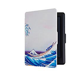 お買い得  タブレット用ケース-ケース 用途 フルボディーケース / タブレットケース ソリッド ハード PUレザー のために
