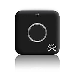 abordables Cables y Adaptadores-bluetooth 4.1 receptor de audio de 3,5 mm NFC habilitado para el sistema de sonido del coche casa
