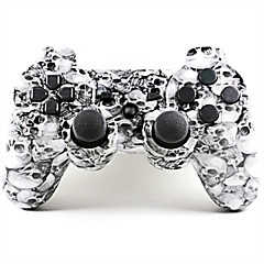 abordables Accesorios para PS3-Bluetooth Controles - Sony PS3 Bluetooth Empuñadura de Juego Recargable Inalámbrico 19-24h