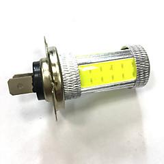 Недорогие Противотуманные фары-H7 Автомобиль Лампы 35W COB 1600lm Светодиодная лампа Противотуманные фары