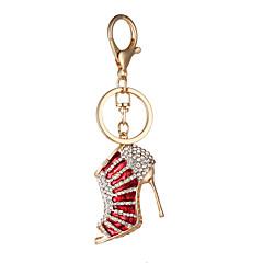 preiswerte Schlüsselanhänger-Schlüsselanhänger Purpur / Rot / Golden Aleación Personalisiert, Modisch, Euramerican Für