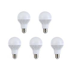 cheap LED Bulbs-COSMOSLIGHT 264-288 lm E26/E27 LED Globe Bulbs A60(A19) 12 leds SMD 5630 Decorative Warm White Natural White AC 220-240V