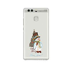 お買い得  Huawei Pシリーズケース/ カバー-ケース 用途 Huawei社P9 Huawei社P9ライト Huawei社P8 Huawei社の名誉6 Huawei Huawei社の名誉4C Huawei社P9プラス Huawei社P8マックス Huawei P7 Huawei社P8ライト Huawei社の名誉6プラス