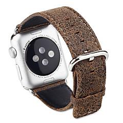 abordables Ofertas Semanales-Ver Banda para Apple Watch Series 4/3/2/1 Apple Hebilla Clásica Piel Correa de Muñeca
