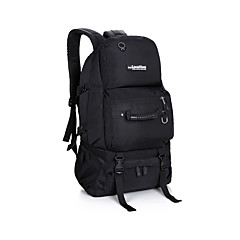40 L Sırt Çantası Paketleri Seyahat Duffel Arka Çantaları Tırmanma Serbest Sporlar Kamp & Yürüyüş Seyahat Giyilebilir Naylon