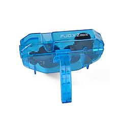 Cadena de Bicicleta(Rojo / Azul / Transparente,ABS / PC) -Duradero