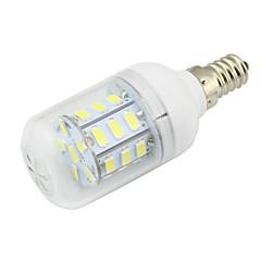 2W E14 LED a pannocchia T 27 SMD 5730 150-200 lm Bianco caldo Luce fredda K Decorativo DC 12 V