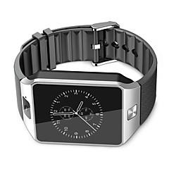 halpa Älykellot-Smart Watch Kosketusnäyttö Askelmittarit Kamera Handsfree puhelut Viesti-ohjain Urheilu Activity Tracker Sleep Tracker Sekunttikello