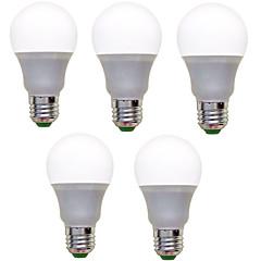 e26 / e27 llevó bombillas de globo a60 (a19) 12 smd 2835 850lm blanco cálido blanco frío 3000k / 6500k decorativo ac 220-240v