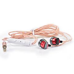JKR JKR-303 Hallójárati fülhallgatók (in-ear)ForMédialejátszó/tablet Mobiltelefon SzámítógépWithMikrofonnal DJ Hangerő szabályozás FM