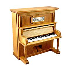 オルゴール ゼンマイ式玩具 おもちゃ ピアノ 甘い 特殊型 創造的 小品 男の子 女の子 誕生日 バレンタイン・デー こどもの日 ギフト