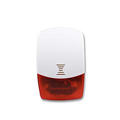 MIB 고품질 보안 경보 시스템 무선 적색으로 점멸 조명 실내 사이렌 IS01 지원 IOS&안드로이드 응용 프로그램 제어