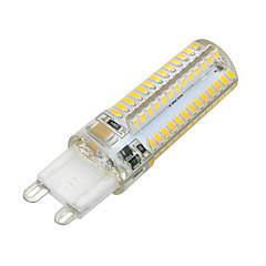 preiswerte LED-Birnen-600 lm G9 LED Mais-Birnen T 104 Leds SMD 3014 Warmes Weiß Kühles Weiß Wechselstrom 220-240V