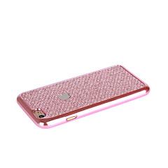Для Защита от удара / Покрытие Кейс для Задняя крышка Кейс для Сияние и блеск Мягкий TPU для AppleiPhone 7 Plus / iPhone 7 / iPhone 6s