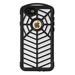 Назначение Кейс для iPhone 7 Кейс для iPhone 7 Plus Чехлы панели Защита от пыли Защита от влаги Водонепроницаемый Защита от удара Чехол