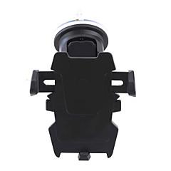 baratos -montagem do pára-brisa do carro universal dashboard titular com pescoço prorrogável por 6 iphone / samsung - cores sortidas