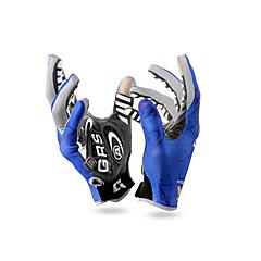 Γάντια για Δραστηριότητες/ Αθλήματα Ανδρικά Γυναικεία Γάντια ποδηλασίας Φθινόπωρο Άνοιξη Γάντια ποδηλασίας Αναπνέει Ολόκληρο το Δάχτυλο