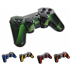 cheap -Wireless Bluetooth DualShock3 Sixaxis Rechargeable Controller Joypad for PS3