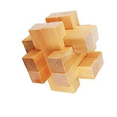 Knifflige Puzzle Kong Ming Lock- Spielzeuge Spielzeuge Jungen Mädchen Stücke