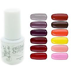 voordelige Fruitige nagelkunst-Nagellak UV-gel 5 1 UV Kleurgel Losweken duurzaam