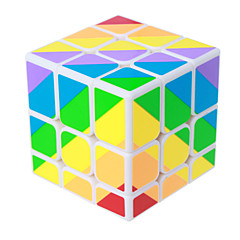 Rubik's Cube YongJun Smooth Speed Cube 3*3*3 Magic Cube ABS New Year Children's Day Gift