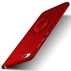 Na Uchwyt pierścieniowy Kılıf Etui na tył Kılıf Jeden kolor Twarde PC na XiaomiXiaomi Mi Max Xiaomi Redmi Note 4 Xiaomi Redmi Note 2