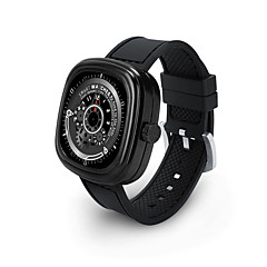 halpa Älykellot-Smart Watch Sykemittari Musiikki Vedenkestävä Kauko-ohjain Handsfree puhelut Viesti-ohjain Kamera-ohjain Audio Activity Tracker Sleep