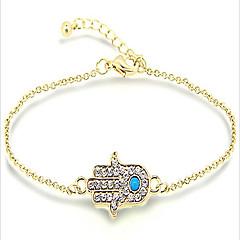 preiswerte Armbänder-Damen Ketten- & Glieder-Armbänder - Modisch Armbänder Die Hand von Fatima Für Weihnachts Geschenke Sport Valentinstag