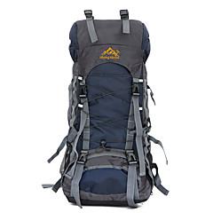 hesapli -60 L sırt çantası Sırt Çantası Paketleri Yürüyüş Çantaları Bisiklet Sırt Çantası Seyahat Duffel Tırmanma Kamp & Yürüyüş Seyahat Kar Sporu