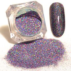 2g Decoración de uñas Las perlas de diamantes de imitación maquillaje cosmético Dise?o de manicura