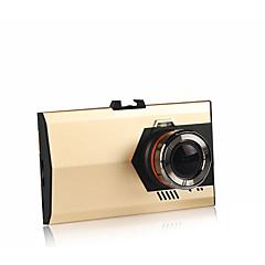 お買い得  カーアクセサリー-HD238 960p 車のDVR 120度 広角の 3 インチ ダッシュカム とともに ナイトビジョン / G-Sensor / モーションセンサー カーレコーダー / エンドレスレコーディング / WDR / 内蔵マイク / 写真 / ホワイトバランス