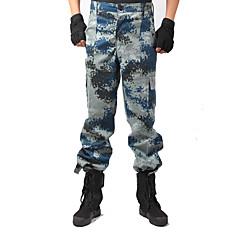 Męskie Damskie Dla obu płci Spodnie myśliwskie moro Zdatny do noszenia Lekkie materiały kamuflaż Doły na Łowiectwo S M L XL XXL