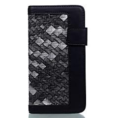 Недорогие Кейсы для iPhone 7 Plus-Кейс для Назначение iPhone 7 Plus IPhone 7 Apple iPhone 7 Plus iPhone 7 Бумажник для карт Защита от пыли со стендом Чехол Градиент цвета