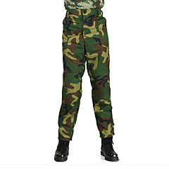 Bărbați Pentru femei Unisex Pantaloni Camuflaj de vanatoare Purtabil Material Ușor camuflaj Pantaloni pentru Vânătoare S M L XL XXL