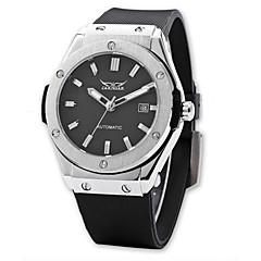 Męskie Modny Zegarek na nadgarstek zegarek mechaniczny Nakręcanie automatyczne Skóra naturalna Pasmo Postarzane Na co dzień Ekskluzywne