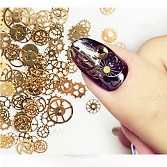 1set Nagelkunst decoratie Strass parels make-up Cosmetische Nagelkunst ontwerp