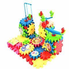 Speeltjes voor Jongens Ontdekkingsspeelgoed Bouwblokken Educatief speelgoed Legpuzzel Kunststof