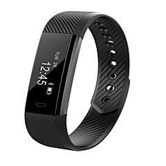 voordelige Smartwatches-Smart Armband Aanraakscherm Hartslagmeter Waterbestendig Verbrande calorieën Stappentellers Logboek Oefeningen Gezondheidszorg