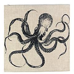 tanie Poduszki-1 szt Bielizna Poszewka na poduszkę Pokrywa Pillow, Kwiaty Wzór zwierzęcy Wzory graficzne Martwa natura Textured Retro