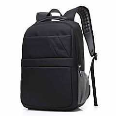 preiswerte Laptop Taschen-15,6-Zoll-Nylongewebe wasserdichte große Kapazität Rucksack für dell / hp / Lenovo Notebook usw.