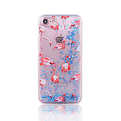 Для Движущаяся жидкость С узором Кейс для Задняя крышка Кейс для Животный принт Твердый PC для AppleiPhone 7 Plus iPhone 7 iPhone 6s