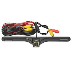 Недорогие Камеры заднего вида для авто-система помощи при парковке беспроводной автомобильная камера заднего вида авто 12LED CCD 1080p HD заднего вида обратная универсальная