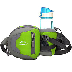 abordables Bolsas para Fitness-Bolsa de cinturón para Camping y senderismo Viaje Running Bolsas de Deporte Impermeable Resistente a la lluvia A Prueba de Golpes Bolsa