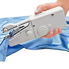 cheap Electrical & Tools-New Portable Household Handy Stitch Electric Mini Handheld Sewing Machine