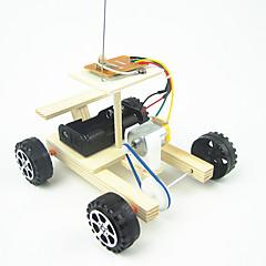 voordelige -Speelgoedauto's Radiografisch Bestuurbaar Wetenschap & Ontdekkingspeelgoed Speeltjes Automatisch Afstandsbediening DHZ Electrisch Hout