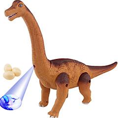 Télécommande Dragons et dinosaures Jouets Figures de dinosaures Dinosaure Jurassique Apatosaurus Triceratops Dinosaure Tyrannosaurus Rex